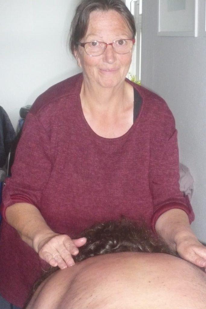 Tibetische Rückenmassage Mai 2019 in Nürnberg 10