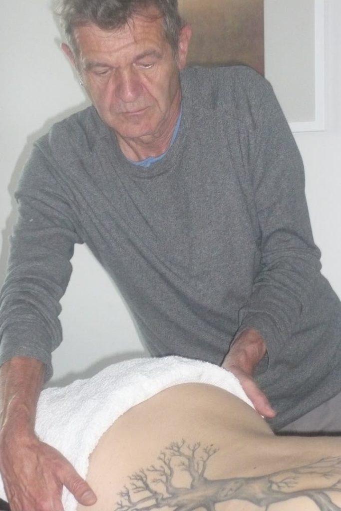 Tibetische Rückenmassage Mai 2019 in Nürnberg 6