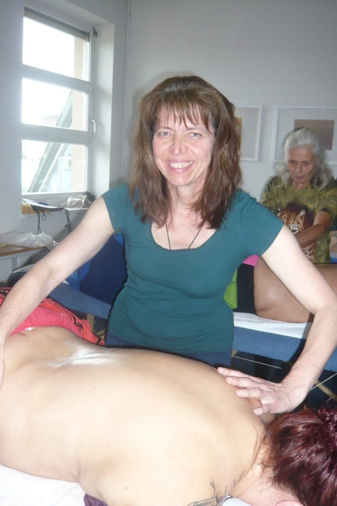 Tibetische Rückenmassage Mai 2019 in Nürnberg 8