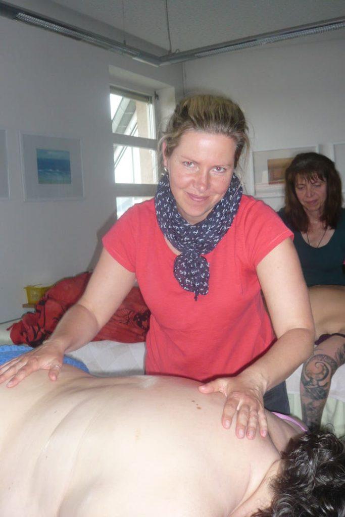 Tibetische Rückenmassage Mai 2019 in Nürnberg 9